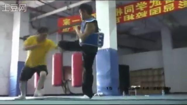 Tongbei - Baji Quan Master Li Tianhua