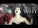SIRENIA - Love Like Cyanide (Official Lyric Video) - Napalm Records