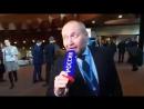 Контузія расейского медіа від української делегації в ПАРЄ, нарізка відео