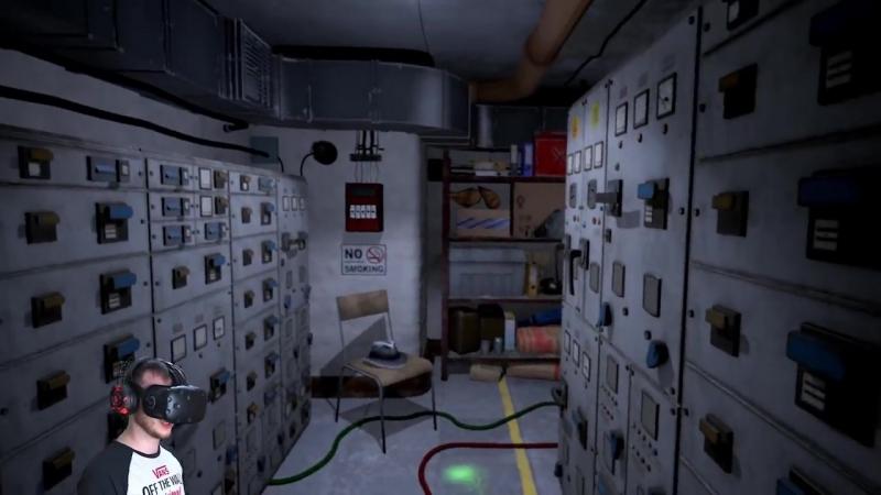 [TheShadHome] ЭЛЕКТРИЧЕСКИЙ СТУЛ ДЛЯ МЕНЯ! - CrosSide: the Prison VR - Часть 2 - HTC Vive ВИРТУАЛЬНАЯ РЕАЛЬНОСТЬ