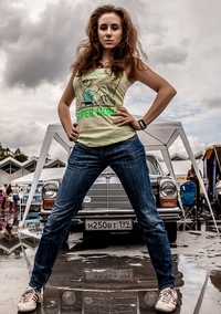 Лена Коржавина-Орловская