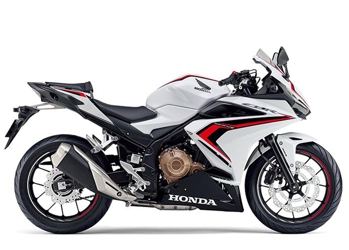Honda CBR400R 2020 представили в Японии