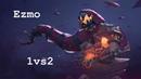 Battlerite Ezmo 1vs2