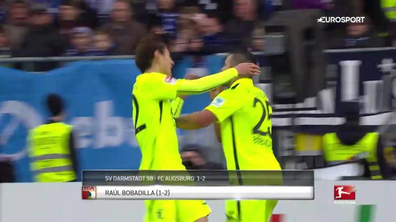 Бундес Лига лучшие моменты последнего уик- энда