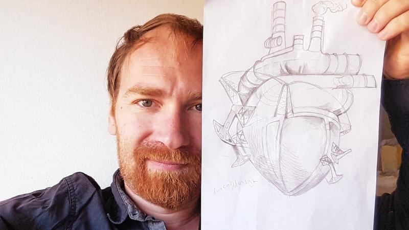 Скульптура Сердца ❤ Еду на Скульптурный Симпозиум в Египет Лепить Скульптуру