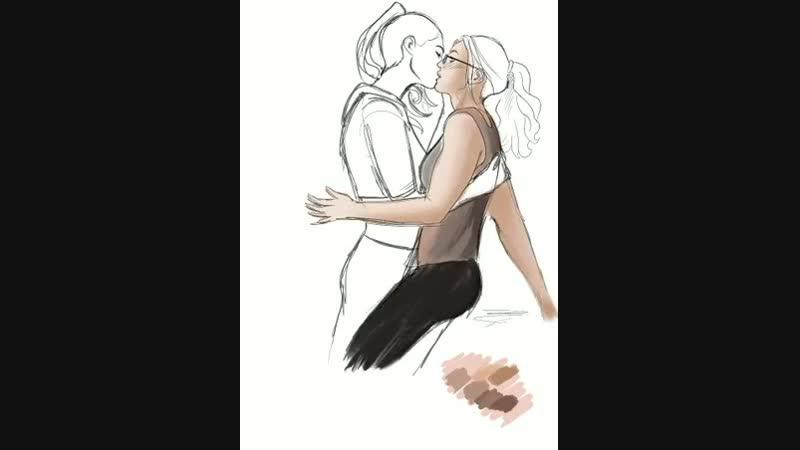 Supercorp - - Art process video procreate fanart art drawing digitalart
