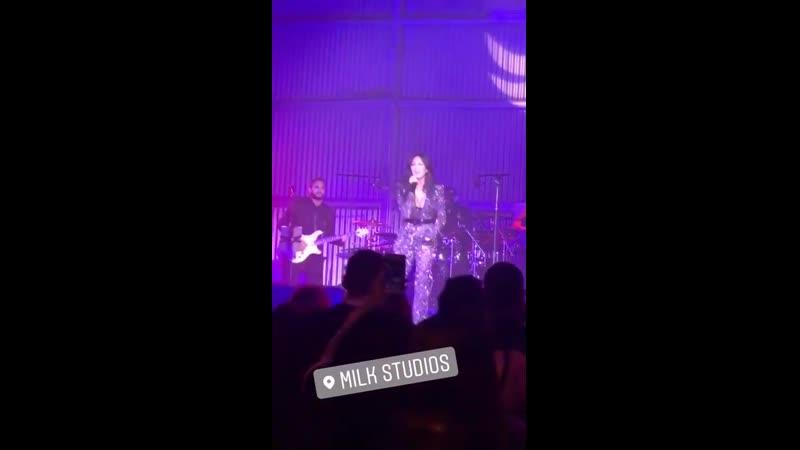 Nicole Scherzinger Cover Michael Jackson Dirty Diana TRANS4M Gala Honoring Quincy Jones 2019