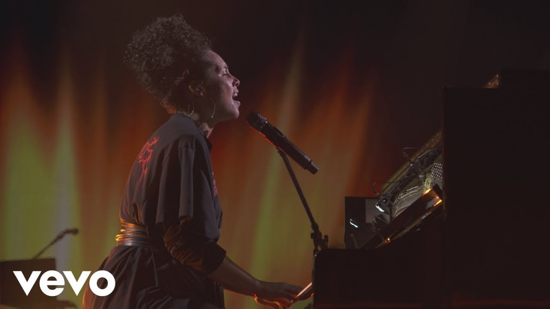 Alicia Keys - If I Aint Got You (Live from Apple Music Festival, London, 2016)