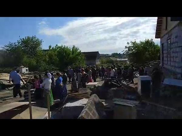Плеханово в Туле освобождают от незаконно занятых табором участков