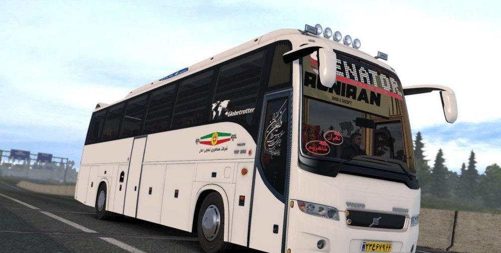 Автобус Runiran Volvo B9R