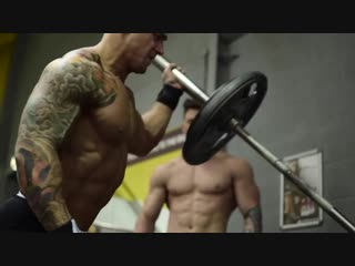 Aesthetic bodybuilding and fitness motivation-harrison twins