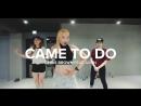 1Million dance studio Came To Do - Chris Brown (ft. Akon) / Jiyoung Youn Choreography