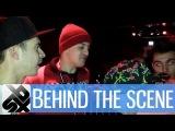 GRAND BEATBOX BATTLE   Behind The Scene With Reeps One, Alem, Babeli, Skiller & BGM