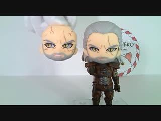 Аниме магазин SUGOI NEKO. Обзор нендороида № 907 - Geralt