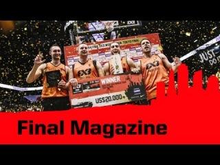 Final Magazine - 2014 FIBA 3x3 World Tour