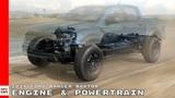 2019 Ford Ranger Raptor Bi-Turbo Engine & Powertrain