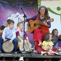 Детское пространство фестиваля YogArt 2 ноября