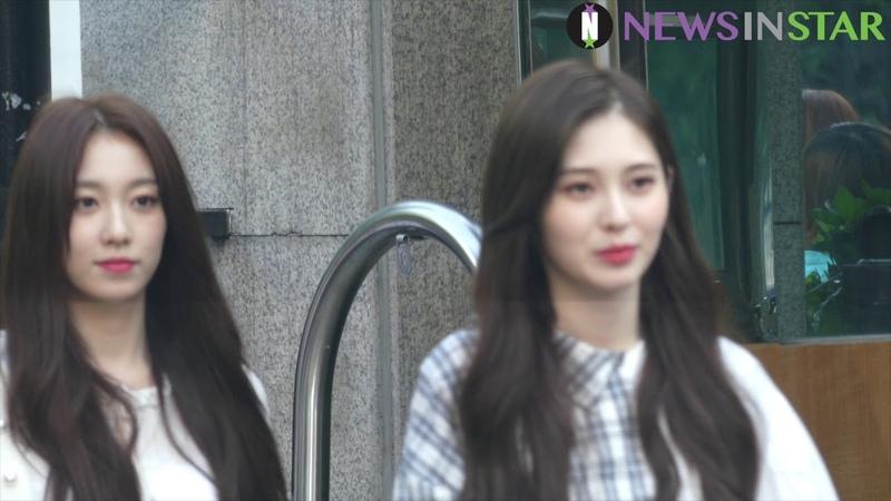 [NEWS] 180601 UNI.T @ По дороге на Music Bank