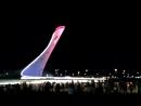 Поющие фонтаны.Сочи.Олимпийский парк