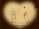 Something in Nothing: A cute love story, An Animated Short Movie