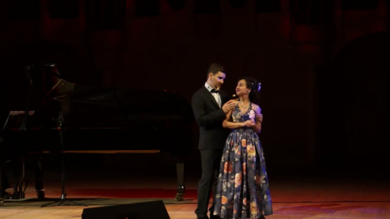OH, LADY BE GOOD by George Gershwin Регина Андрианова и Евгений Саврасов