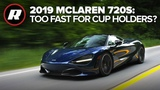 2019 McLaren 720S Review We regret asking for your questions -- yes, it has cup holders (4K)