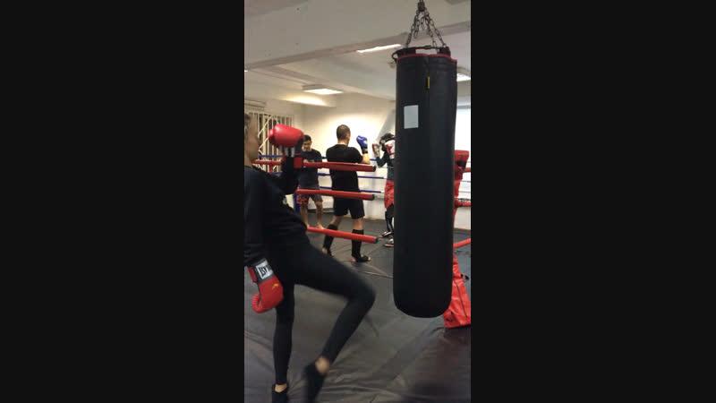 Тайский бокс 🥊