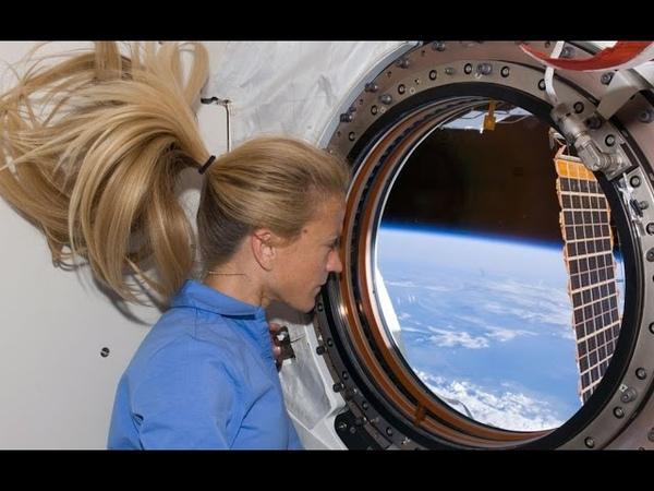 Экскурия по МКС. Полёт по модулям Международной космической станции.