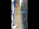 Батутная сетка Liteam Sport в спортшколе г. Шимкент Казахстан