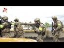 В Крыму прошли учения спецназа ФСБ