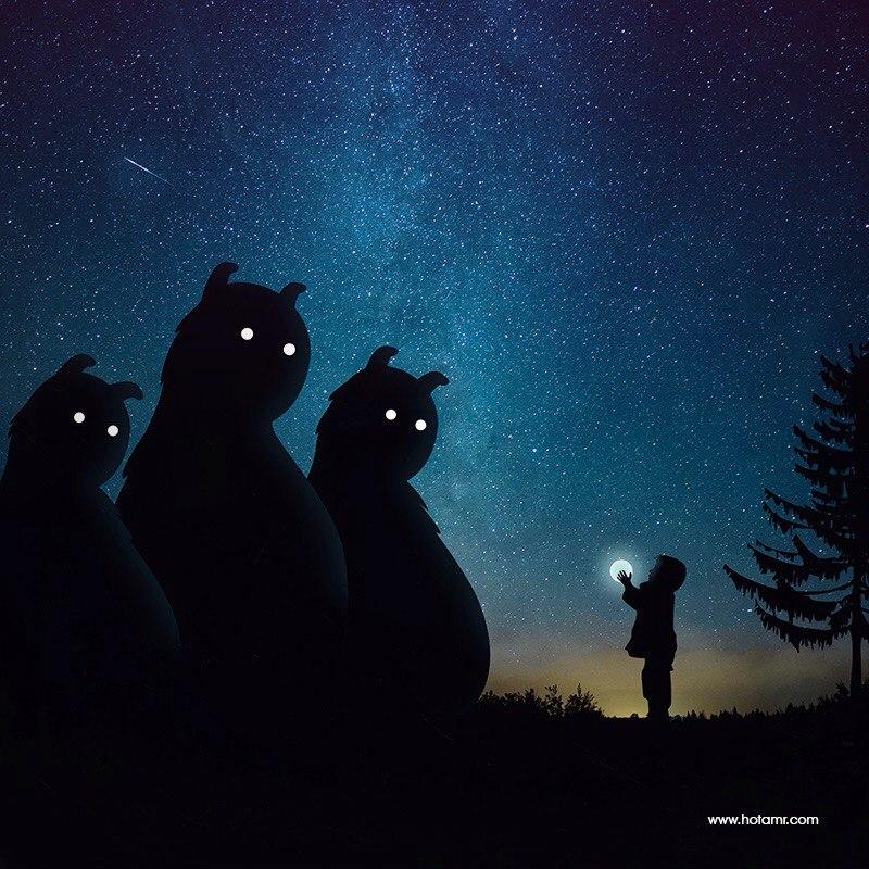 Звёздное небо и космос в картинках FfrPi60yeTM