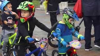 Видеоотчет БегоВелоГонка 2018