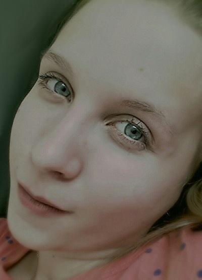 Ольга Силантьева, 8 июня 1993, Хабаровск, id210881866