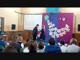 Танец в исполнении Батаршиной Алины и Андреева Андрея