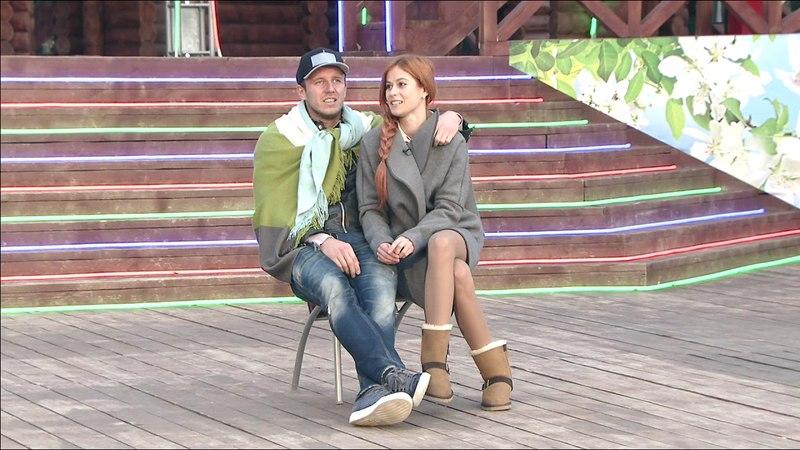 ДОМ-2 Город любви 3808 день Вечерний эфир (13.10.2014)