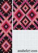 схема плетения. гердан-5 схема.