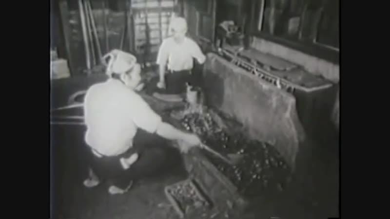 Katana Kaji Post WWII Japanese Swordsmith Documentary