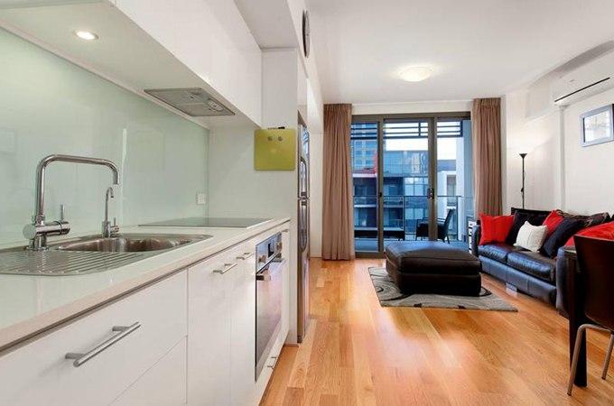 Квартира-студия 40 м в Перте / Австралия - http://kvartirastudio.