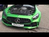 Полный обзор Mercedes AMG GT Roadster и Mercedes AMG GT—R в России
