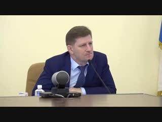 Фургал шевелит чиновничье болото (Хабаровский край)