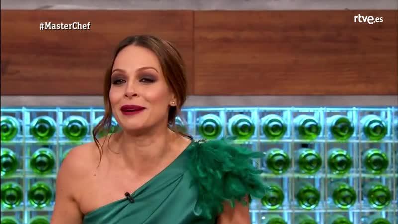 MasterChef 6 - La emocionante despedida de Eva González
