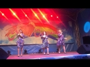 Народный ансамбль Девчата - Хочу на берег океана