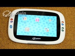 Pulwin Baby - обзор детского планшета
