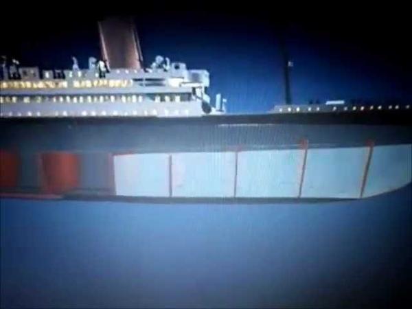 How did the RMS Titanic sank? - 10 ways