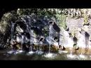 Гамбургский ботанический сад: водопады