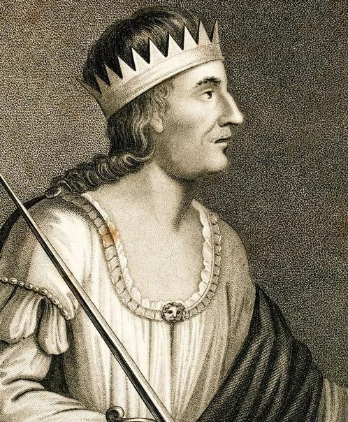 Первый правитель Англии, кто им был