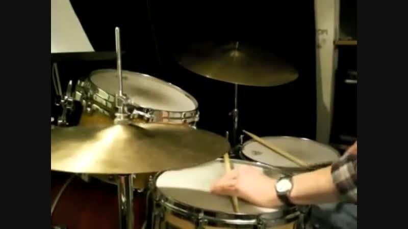 GoAndPractice: Elis Regina - É Com Esse Que Vou (Drums)