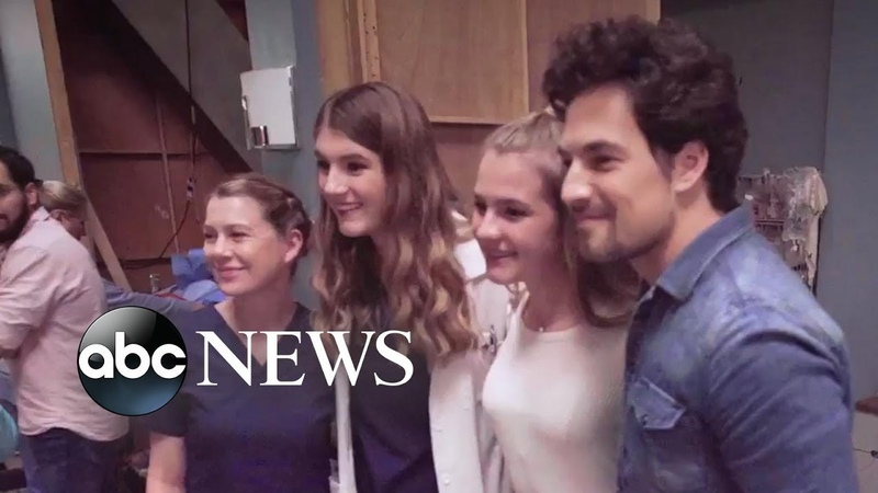 Teen gets surprise of a lifetime from cast of 'Grey's Anatomy'