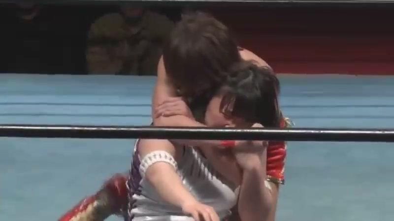Ayame Sasamura vs. Yuu Yamagata (K-Dojo - Tokyo Big Show)