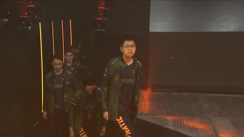 WELCOME TO THE INTERNATIONAL. TI8